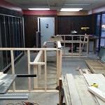 Framing the bar