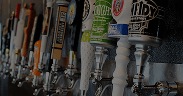 Beers Now on Tap